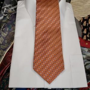 Jos. A. Bank Orange Necktie